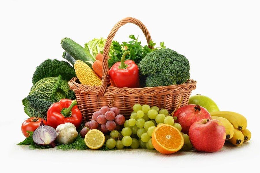 """Owoce i warzywa z naszych sadów"""""""